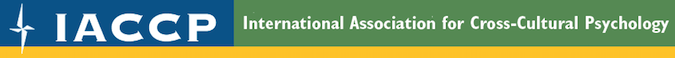 Papers from the International Association for Cross-Cultural Psychology Conferences