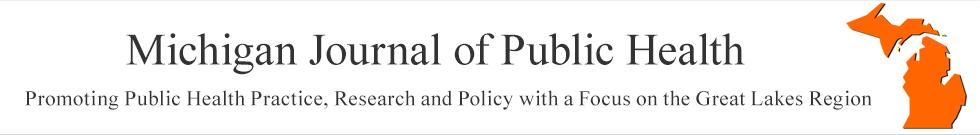 Michigan Journal of Public Health