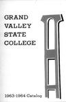 GVSC Undergraduate and Graduate Catalog, 1963-1964