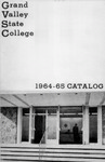 GVSC Undergraduate and Graduate Catalog, 1964-1965