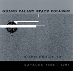 GVSC Supplement to Undergraduate and Graduate Catalog, 1966-1967