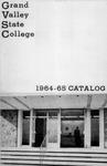 GVSC Undergraduate and Graduate Catalog, 1964-1965