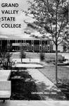 GVSC Undergraduate and Graduate Catalog, 1965-1966