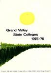 GVSC Undergraduate Bulletin, 1975-1976