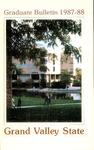 GVSC Graduate Bulletin, 1987-1988