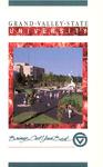 GVSU Undergraduate and Graduate Catalog, 1992-1993