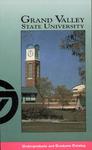 GVSU Undergraduate and Graduate Bulletin, 1995-1996