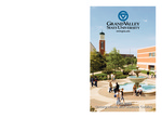 GVSU Undergraduate and Graduate Catalog, 2007-2008 by Grand Valley State University