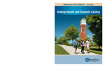 GVSU Undergraduate and Graduate Catalog, 2012-2013