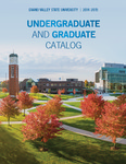 GVSU Undergraduate and Graduate Catalog, 2014-2015