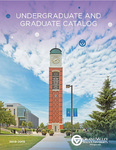 GVSU Undergraduate and Graduate Catalog, 2018-2019