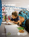 2014-2015 Charter Schools Office Academic Achievement Analysis Report by Grand Valley State University