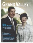 Grand Valley Magazine, vol. 1, no. 1 Fall 2001