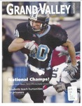 Grand Valley Magazine, vol. 2, no. 3 Spring 2003