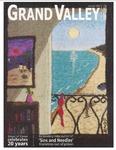 Grand Valley Magazine, vol. 2, no. 4 Summer 2003