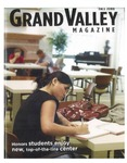 Grand Valley Magazine, vol. 8, no. 2 Fall 2008