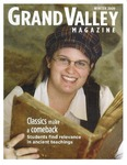 Grand Valley Magazine, vol. 8, no. 3 Winter 2009