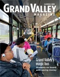 Grand Valley Magazine, vol. 9, no. 1 Summer 2009