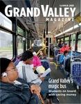 Grand Valley Magazine, vol. 9, no. 1 Summer 2009