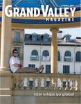 Grand Valley Magazine, vol. 10, no. 4 Spring 2011