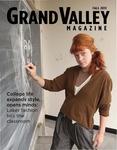 Grand Valley Magazine, vol. 11, no. 2 Fall 2011
