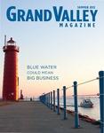 Grand Valley Magazine, vol. 12, no. 1 Summer 2012
