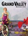 Grand Valley Magazine, vol. 14, no. 3 Winter 2015