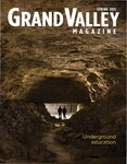 Grand Valley Magazine, vol. 14, no. 4 Spring 2015