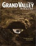 Grand Valley Magazine, vol. 14, no. 4 Spring 2015