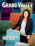 Grand Valley Magazine, vol. 15, no. 3 Winter 2016