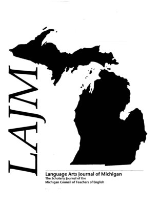 Language Arts Journal of Michigan