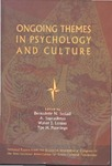Ongoing Themes in Psychology and Culture by Bernadette N. Setiadi, A. Supratiknya, Walter J. Lonner, and Ype H. Poortinga