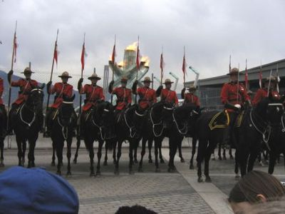 Royal Canadian Mounted Police, Vancouver