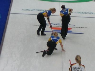 Curling, Vancouver 2010 Olympics