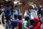 Presentation of Navajo Tradition at the South Rim of Grand Canyon