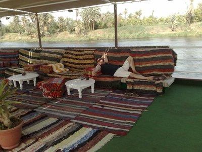 Nil Trip in Egypt