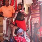 Traditional Healers from South Africa.