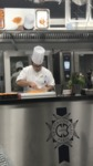 """""""All in a day's work"""" – Chef"""
