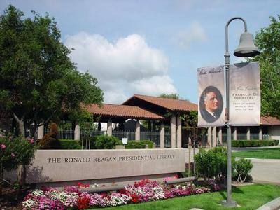 Ronald W Reagan Presidential Library And Museum