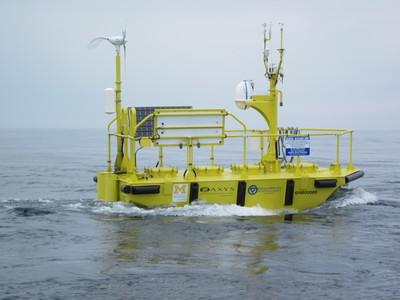 Mid-Lake Deployment May 7, 2012