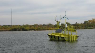 Met Mast Fall 2011